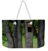 With A View Weekender Tote Bag