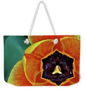 With Arms Wide Open Weekender Tote Bag