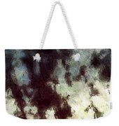 With Fear And Trembling Weekender Tote Bag