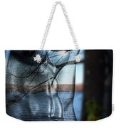 With The Back To The Sea  Weekender Tote Bag