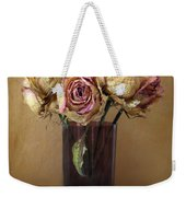 Withered Beauty Weekender Tote Bag