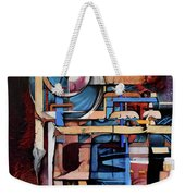 Within And Without Weekender Tote Bag