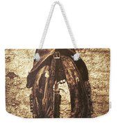 Without Horse Weekender Tote Bag