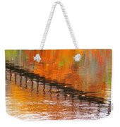 Without Mercy Weekender Tote Bag