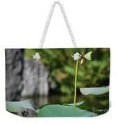 Without Protection Number Four Weekender Tote Bag