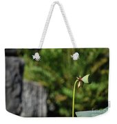Without Protection Number Three Weekender Tote Bag