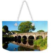 Withypool Bridge Weekender Tote Bag
