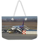 Wizz Air Jet And Fire Brigade   Weekender Tote Bag