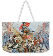 W.j. Bryan Cartoon, 1896 Weekender Tote Bag