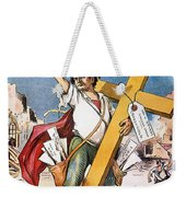 W.j. Bryan: Cross Of Gold Weekender Tote Bag