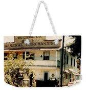 Wo Chong General Store Courtland Ca Weekender Tote Bag