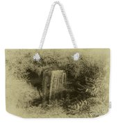 Wolcott Falls Weekender Tote Bag by William Norton