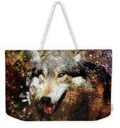 Wolf Art Version 8 Weekender Tote Bag