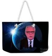 Wolf Covers The World Weekender Tote Bag