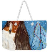 Wolf Woman Weekender Tote Bag