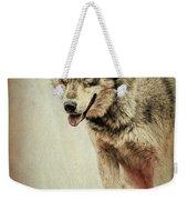 Wolf Wonder Weekender Tote Bag