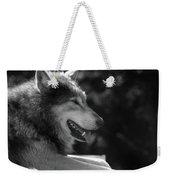 Wolfie Weekender Tote Bag