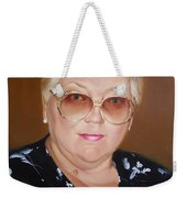 Woman 1 Weekender Tote Bag