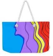 Woman 6 Weekender Tote Bag