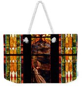 Woman And The Cross Weekender Tote Bag