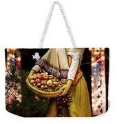 Woman Bearing Gifts For Jesus Our Savior Weekender Tote Bag