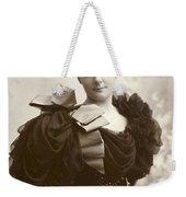 Woman, C1885 Weekender Tote Bag
