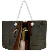 Woman From Tinos Weekender Tote Bag