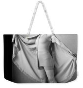 Woman In Bathing Suit And Cape, C.1920s Weekender Tote Bag