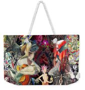 Woman In Love Weekender Tote Bag