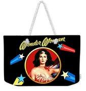 Woman Weekender Tote Bag