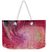 Woman Of Fire Weekender Tote Bag