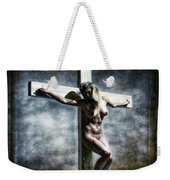 Woman On The Cross I Weekender Tote Bag