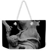 Woman Statue Weekender Tote Bag