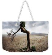 Woman Tree Art Weekender Tote Bag