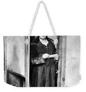 Woman: Voting, 1920 Weekender Tote Bag