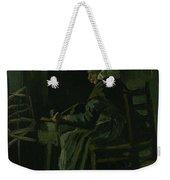 Woman Winding Yarn Nuenen, March 1885 Vincent Van Gogh 1853 - 1890 Weekender Tote Bag