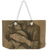 Woman With A Child On Her Lap The Hague, March 1883 Vincent Van Gogh 1853 - 1890 Weekender Tote Bag