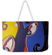 Woman30 Weekender Tote Bag