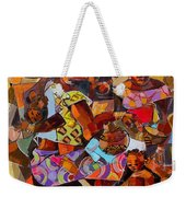 Women And Children Weekender Tote Bag