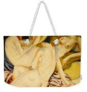 Women Indolent Weekender Tote Bag