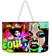 Women Of Color Will Wash Away The Stain Of The Trump Administration In 2018/2020 Elections Weekender Tote Bag