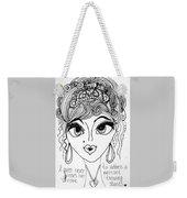 Women Of Faith 4 Weekender Tote Bag