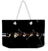 Women Rowing Weekender Tote Bag