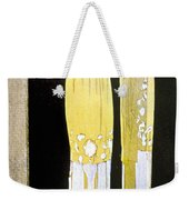 Womens Fashion, 1920s Weekender Tote Bag