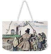 Womens Rights, 1915 Weekender Tote Bag