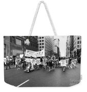 Womens Rights, 1970 Weekender Tote Bag