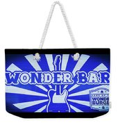 Wonder Bar - Sign Weekender Tote Bag
