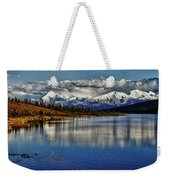 Wonder Lake IIi Weekender Tote Bag