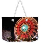 Wonder Wheel Weekender Tote Bag