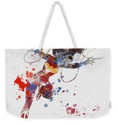 Wonder Woman Weekender Tote Bag